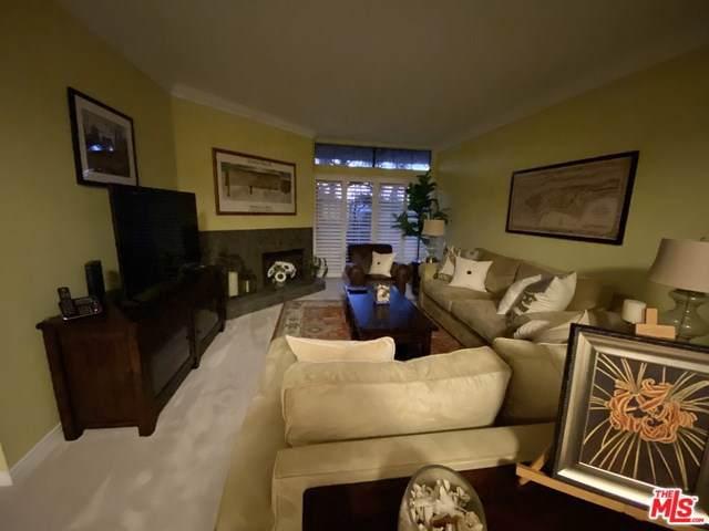 200 N Swall Drive #551, Beverly Hills, CA 90211 (#20545446) :: Crudo & Associates