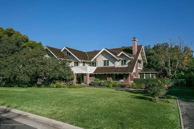 1460 Avonrea Road, San Marino, CA 91108 (#P0-820000239) :: Z Team OC Real Estate