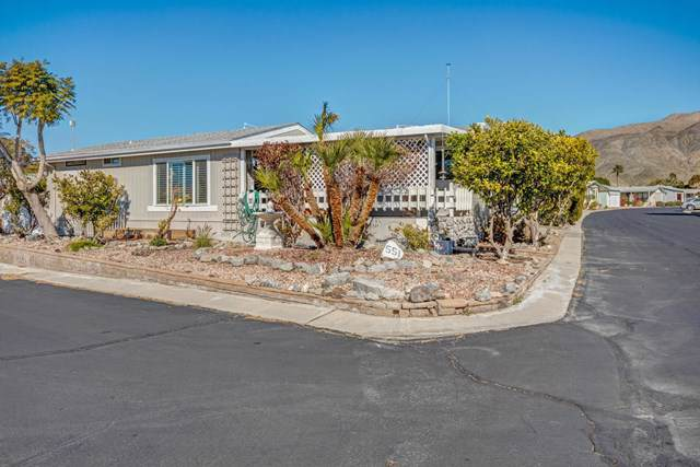 74711 Dillon Road #551, Sky Valley, CA 92241 (#219037276DA) :: Rogers Realty Group/Berkshire Hathaway HomeServices California Properties