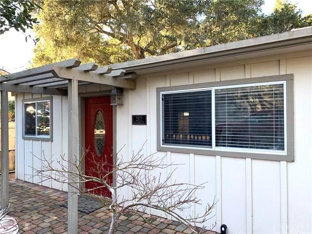 2571 Wilcombe Drive, Cambria, CA 93428 (#SC20008697) :: Allison James Estates and Homes