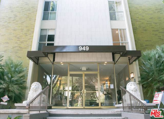 949 N Kings Road #209, West Hollywood, CA 90069 (#20545964) :: The Najar Group