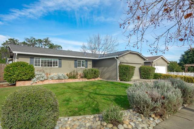 2251 Barrett Avenue, San Jose, CA 95124 (#ML81779635) :: Doherty Real Estate Group