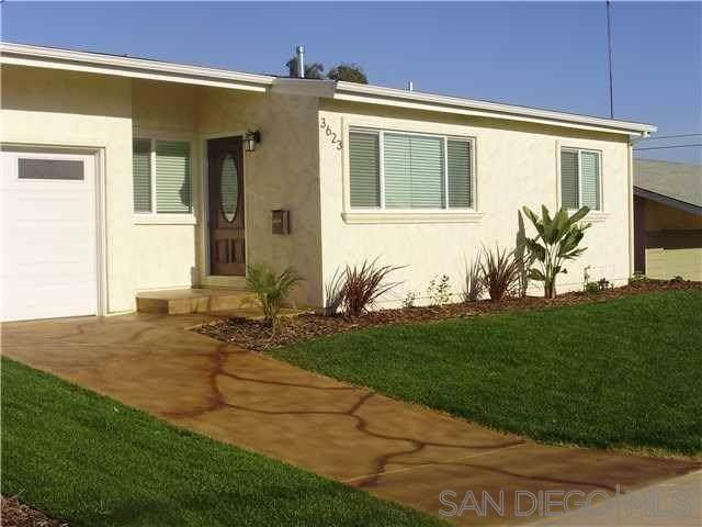 3623 Nassau Dr, San Diego, CA 92115 (#200003337) :: Twiss Realty