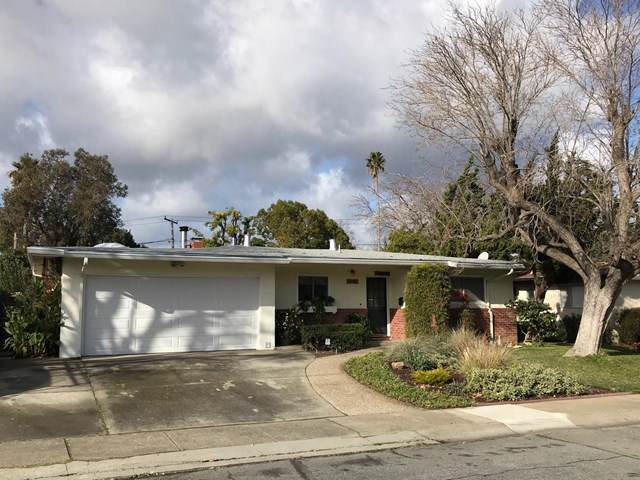 1101 Holmes Avenue, Campbell, CA 95008 (#ML81779644) :: Doherty Real Estate Group