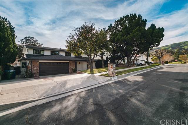 17212 Courbet Street, Granada Hills, CA 91344 (#SR20014187) :: Doherty Real Estate Group