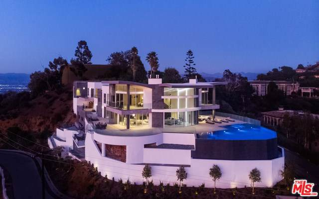 2710 Bowmont Drive, Beverly Hills, CA 90210 (#20546038) :: Sperry Residential Group