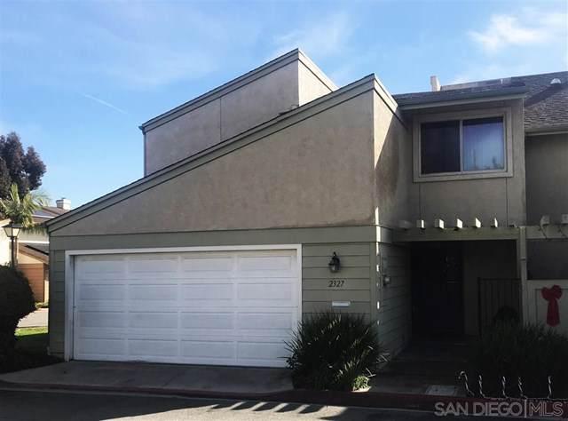 2327 Caminito Mira, Santee, CA 92107 (#200003367) :: Bob Kelly Team