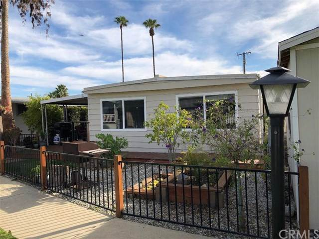 2755 Arrow Highway #38, La Verne, CA 91750 (#OC20014393) :: The Costantino Group | Cal American Homes and Realty