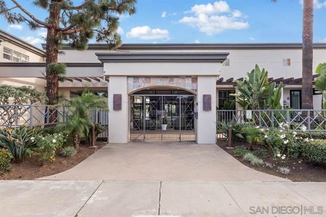 1021 Scott Street #108, San Diego, CA 92106 (#200003377) :: Twiss Realty