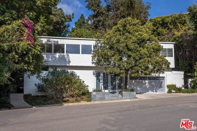 9491 S Readcrest Drive, Beverly Hills, CA 90210 (#20545544) :: Sperry Residential Group