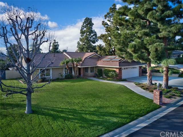 4331 La Cuesta Circle, Yorba Linda, CA 92886 (#PW20014192) :: Rogers Realty Group/Berkshire Hathaway HomeServices California Properties