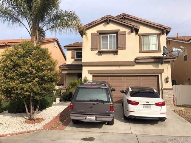 350 Camino De La Luna, Perris, CA 92571 (MLS #PW20014436) :: Desert Area Homes For Sale