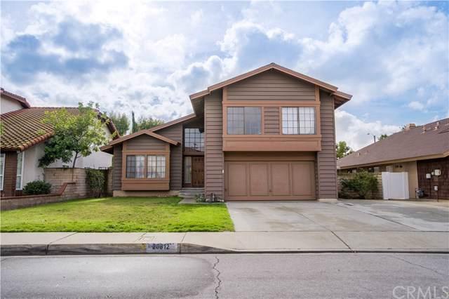 20812 Fuero Drive, Walnut, CA 91789 (#AR20014428) :: Keller Williams Realty, LA Harbor