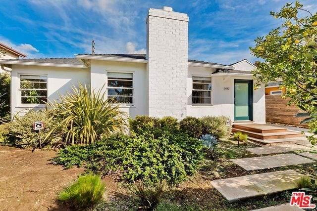 2447 18TH Street, Santa Monica, CA 90405 (#20545156) :: RE/MAX Estate Properties