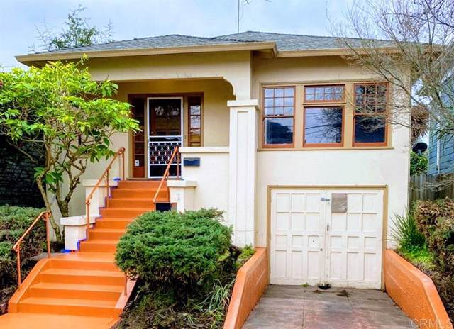 551 43rd St, Oakland, CA 94609 (#200003409) :: Sperry Residential Group