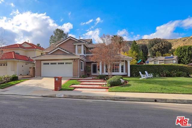 7917 Mencken Avenue, West Hills, CA 91304 (#20546032) :: Sperry Residential Group