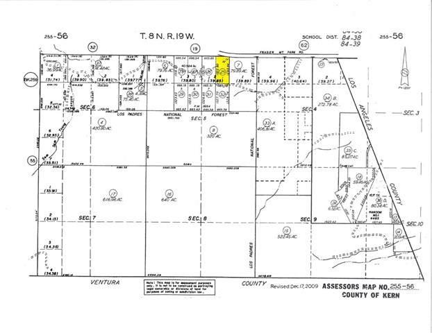 1745 Grand Terrace Drive, Lebec, CA 93243 (#SR20014558) :: RE/MAX Empire Properties