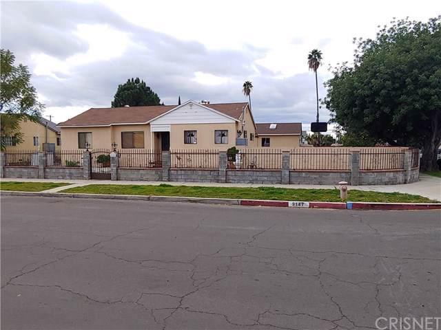 9147 Lev Avenue, Arleta, CA 91331 (#SR20013854) :: Berkshire Hathaway Home Services California Properties