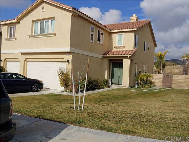 17117 Crest Heights Drive, Saugus, CA 91387 (#AR20014656) :: Berkshire Hathaway Home Services California Properties