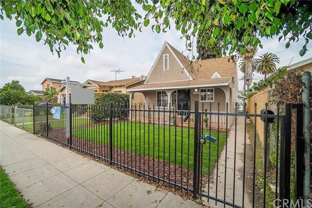 1519 W 59th Street, Los Angeles (City), CA 90047 (#DW20014485) :: Berkshire Hathaway Home Services California Properties