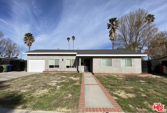 19613 Blythe Street, Reseda, CA 91335 (#20546266) :: Allison James Estates and Homes