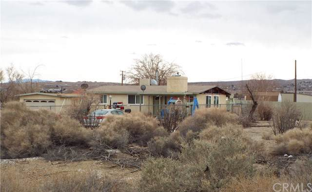 27697 Old Highway 58, Barstow, CA 92311 (#EV20014664) :: Sperry Residential Group