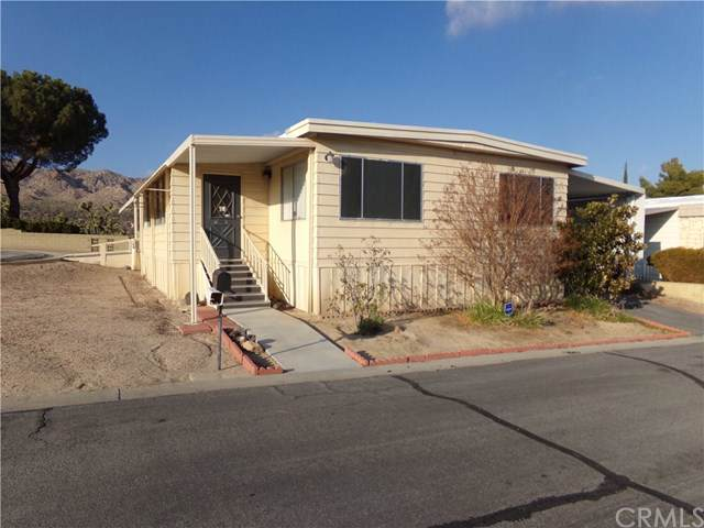 54999 Martinez Trail #102, Yucca Valley, CA 92284 (#JT20014690) :: Sperry Residential Group