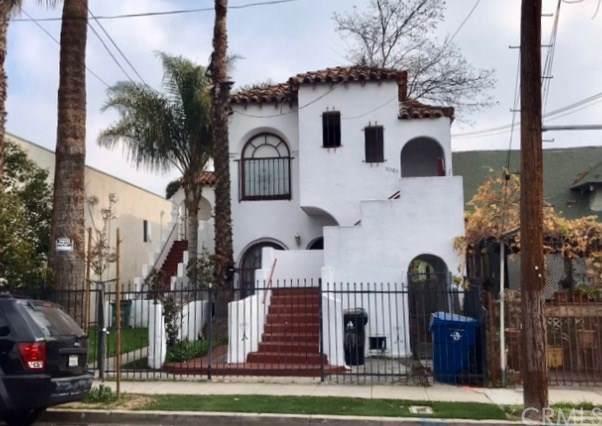 1716 Magnolia Avenue, Los Angeles (City), CA 90006 (#CV20014397) :: RE/MAX Estate Properties