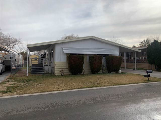 43850 20th Street E #38, Lancaster, CA 93535 (#SR20014761) :: A|G Amaya Group Real Estate