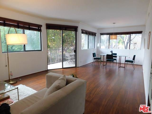9000 Cynthia Street #201, West Hollywood, CA 90069 (#20545494) :: The Najar Group