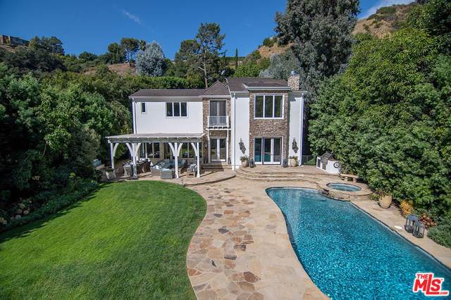 1740 La Fontaine Court, Beverly Hills, CA 90210 (#20546230) :: Sperry Residential Group