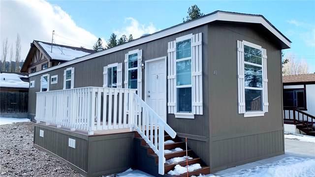 547 Alden Road #40, Big Bear, CA 92315 (#EV20014649) :: Twiss Realty
