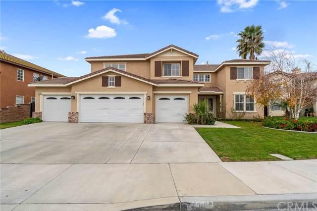 5719 Canoe Drive, Eastvale, CA 92880 (#CV20014791) :: Cal American Realty