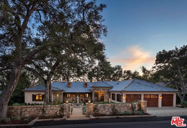 2049 Boundary Drive, Santa Barbara, CA 93108 (#20546248) :: Sperry Residential Group