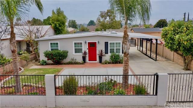 12839 Herrick Avenue, Sylmar, CA 91342 (#SR20014842) :: Sperry Residential Group