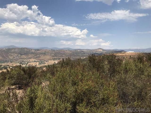 0 Starlight Mountain Rd, Ramona, CA 92065 (#200003453) :: eXp Realty of California Inc.