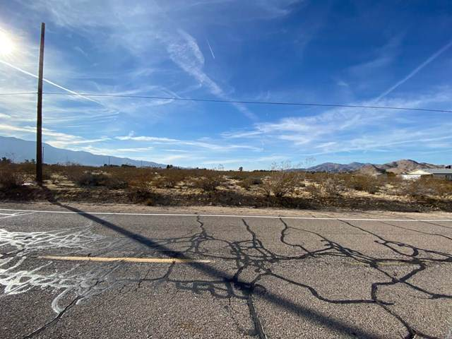 0 Tradepost Road, Lucerne Valley, CA 92356 (#521301) :: Re/Max Top Producers