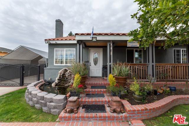 8137 Irvine Avenue, North Hollywood, CA 91605 (#20546312) :: The Brad Korb Real Estate Group
