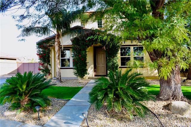 80590 Denton Drive, Indio, CA 92203 (MLS #IV20014937) :: Desert Area Homes For Sale