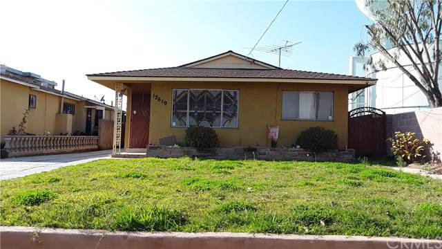 12619 Ramona Avenue, Hawthorne, CA 90250 (#SB20015012) :: Frank Kenny Real Estate Team