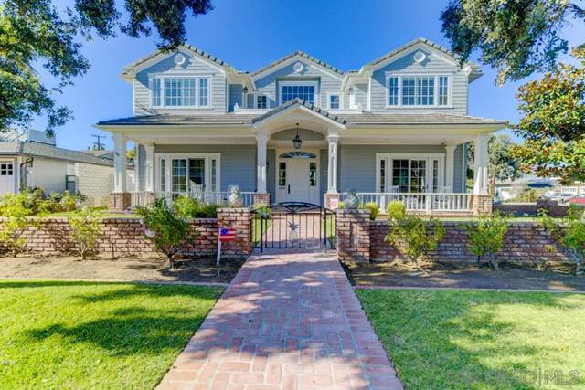800 Country Club Ln, Coronado, CA 92118 (#200003483) :: Twiss Realty