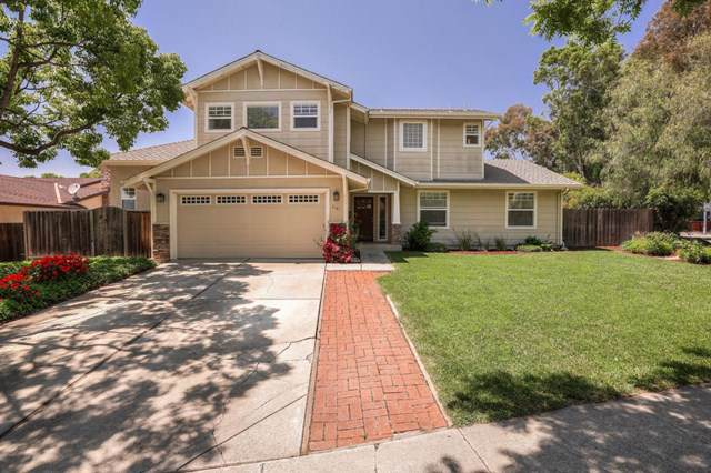2465 Fountain Oaks Drive, Morgan Hill, CA 95037 (#ML81779785) :: Team Tami