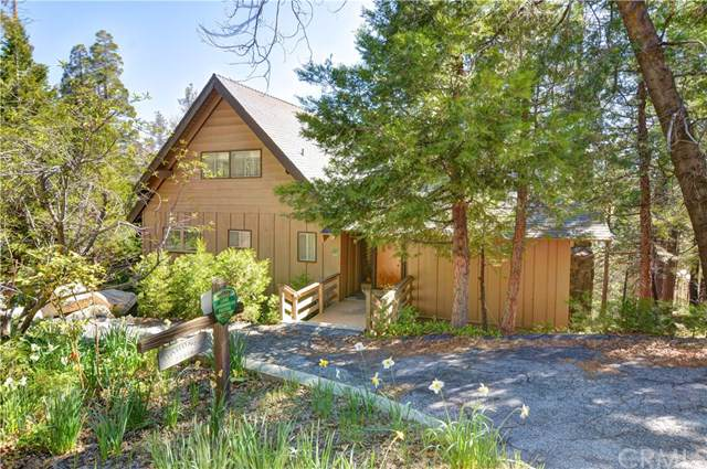 27510 North Bay Road, Lake Arrowhead, CA 92352 (#EV20015023) :: Rogers Realty Group/Berkshire Hathaway HomeServices California Properties