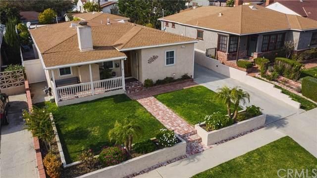 20951 Halldale Avenue, Torrance, CA 90501 (#OC20014416) :: Allison James Estates and Homes