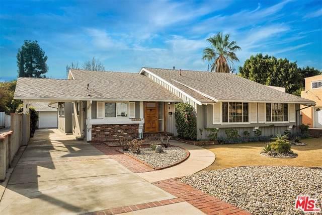 12564 Huston Street, Valley Village, CA 91607 (#20545412) :: RE/MAX Estate Properties