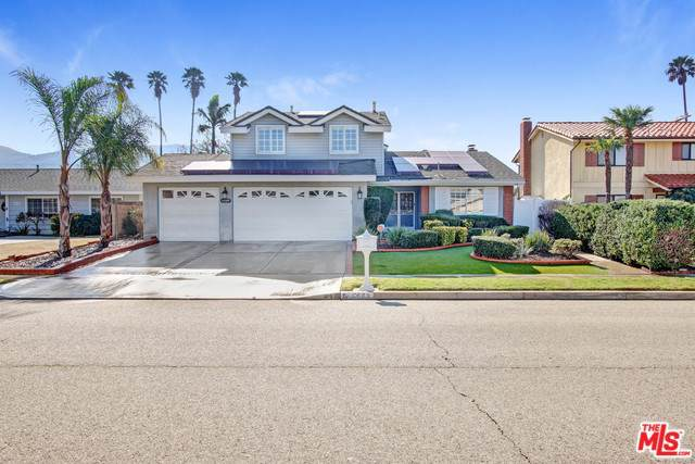 6588 Whitewood Street, Simi Valley, CA 93063 (#20546400) :: RE/MAX Parkside Real Estate
