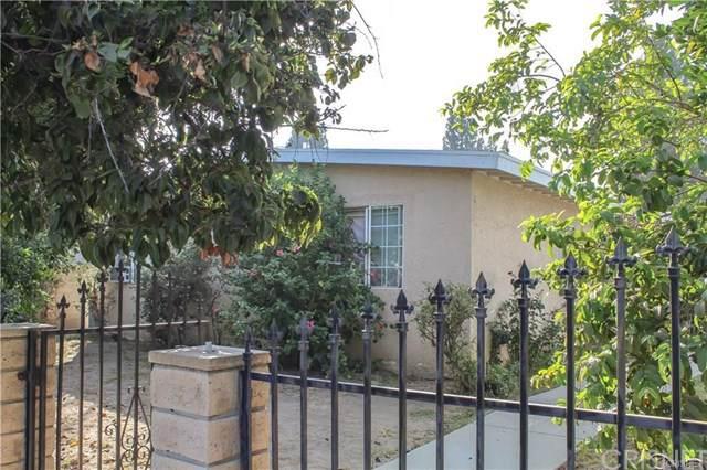14911 Polk Street, Sylmar, CA 91342 (#SR20015091) :: Sperry Residential Group