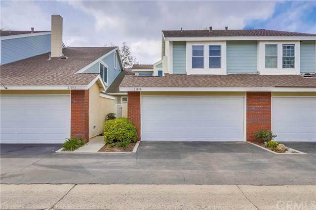 21191 Serra Vista #46, Lake Forest, CA 92630 (#OC20014400) :: Legacy 15 Real Estate Brokers