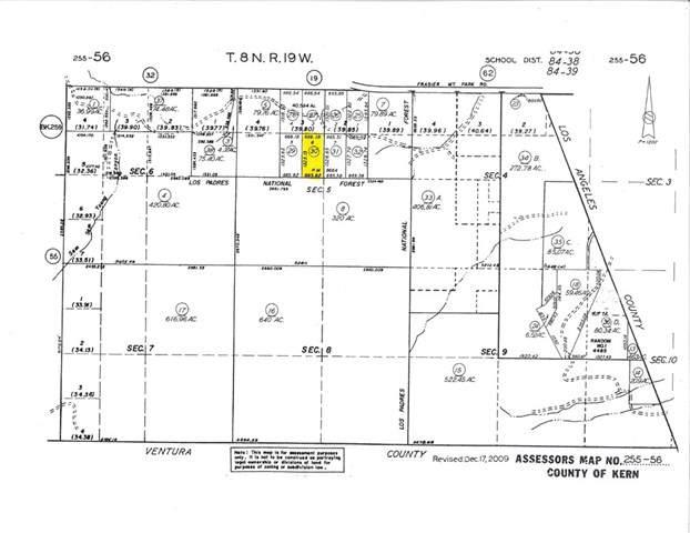 6 Grand Terrace Dr., Lebec, CA 93243 (#SR20015123) :: RE/MAX Empire Properties