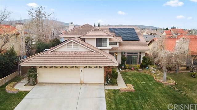 39345 Longhorn Court, Palmdale, CA 93551 (#SR20014331) :: Z Team OC Real Estate